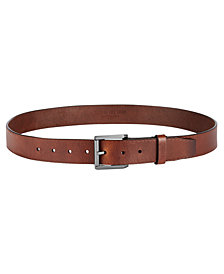 Kenneth Cole New York Men's Cut-Edge Casual Belt, Created for Macy's