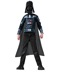 Star Wars Darth Vader Muscle Chest Shirt Boys Kit