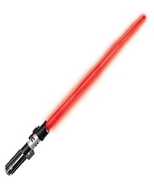 Star Wars Darth Vader (Red) Lightsaber Boys Accessory