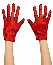 Ultimate Spider-Man Boys Gloves Accessory