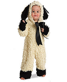 Lamb Toddler Costume