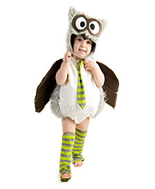 Owl Baby Boys or Girls Halloween Costume