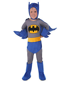 Batman Cuddly Toddler Boys Costume