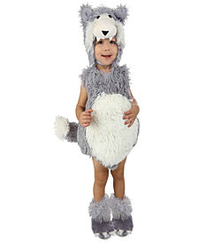 Vintage Wolf Baby Boys or Girls Halloween Costume