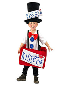 Kissing Booth Baby Costume
