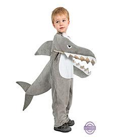 Chompin Shark Kids Costume