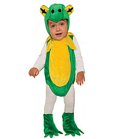 Baby Fresh Froggie Baby Girls Costume
