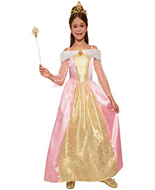 Princess Paisley Rose Girls Costume