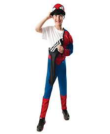 Ultimate Spider-Man Reversible Boys Costume