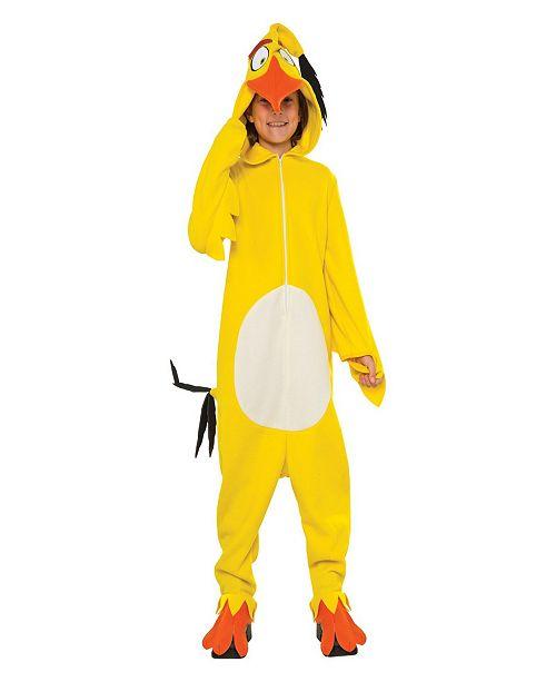 BuySeasons Angry Birds Movie  Chuck Boys Costume - All Toys   Games ... 7930e8045e6c
