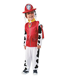 Paw Patroll: Marshall Classic Boys Costume