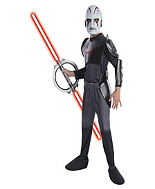 Star Wars Rebels - Deluxe Inquisitor Boys Costume