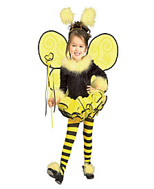 Bumblee Bee Girls Costume