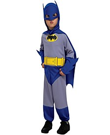 DC Comics Batman Brave and Bold Batman Baby and Toddler Boys and Girls Costume