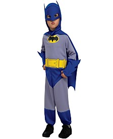Batman Brave & Bold Batman Toddler Boys Costume