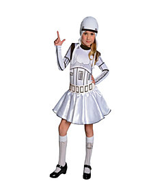 Star Wars Storm Trooper- Girls Costume