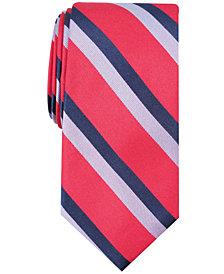 Nautica Men's Deneki Stripe Slim Silk Tie