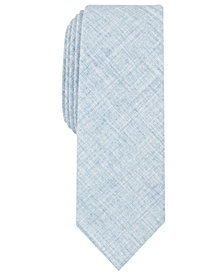 Penguin Men's Smalley Solid Skinny Tie