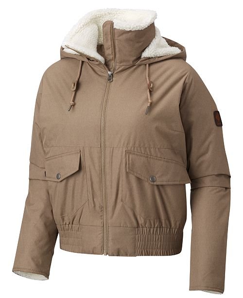 89f62a1dd Fleece-Lined Beacon Brooke™ Bomber Jacket