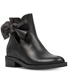 Nine West Tinasofa Bow Booties