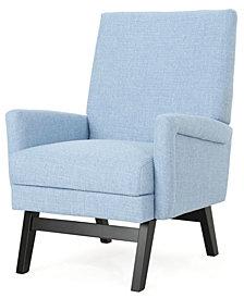 Mia Club Chair, Quick Ship