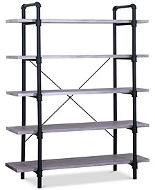 Zach 5-Tier Book Shelf