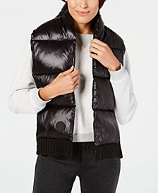 DKNY Quilted Puff Scarf, Created for Macy's