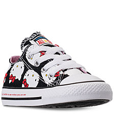 Converse Toddler Girls' Chuck Taylor Ox Hello Kitty Casual Sneakers from Finish Line