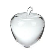 Apple Art Glass Sculpture