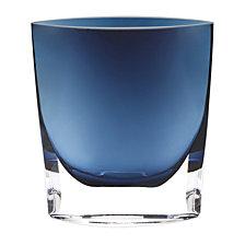 Badash Crystal Samantha Midnight Blue Vase