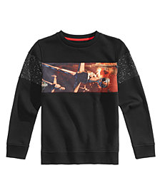 Star Wars Big Boys Star Wars Graphic Sweatshirt