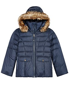 3676c40ea330 The North Face Big Boys Vortex Hooded Triclimate Jacket