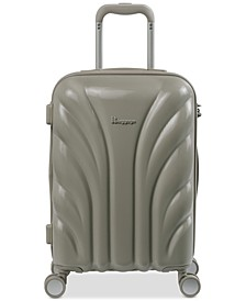 """Cascade 21"""" Carry-On Spinner Suitcase"""