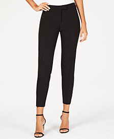 Anne Klein Contour Extended-Tab Pants