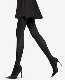 Control-Top Blackout Tights