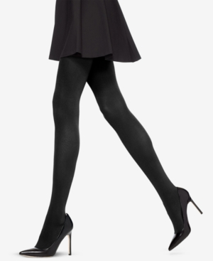 Image of Hue Control-Top Blackout Tights