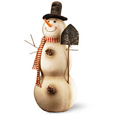 "National Tree 27"" Snowman Decoration"