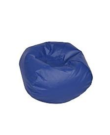 Acessentials Vinyl Bean Bag Chair