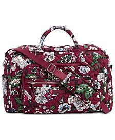 Vera Bradley Iconic Weekender Travel Bag - Handbags   Accessories ... 446e64a232