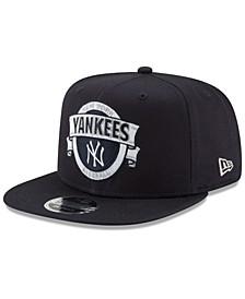 New York Yankees Banner 9FIFTY Snapback Cap