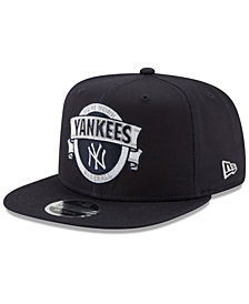 New Era New York Yankees Banner 9FIFTY Snapback Cap