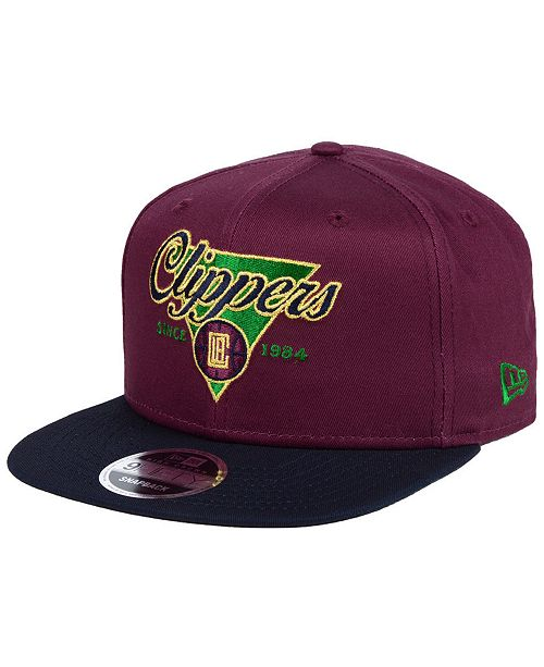 b1f7075ad75 New Era. Los Angeles Clippers 90s Throwback 9FIFTY Snapback Cap. Be the  first to Write a Review.  32.00. Buy 1