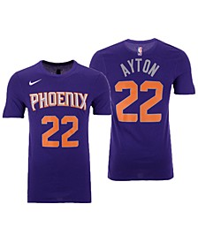 Men's DeAndre Ayton Phoenix Suns Icon Player T-Shirt