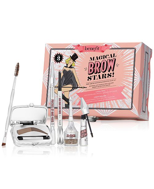 Benefit Cosmetics 6-Pc. Limited Edition Magical Brow Stars! Set