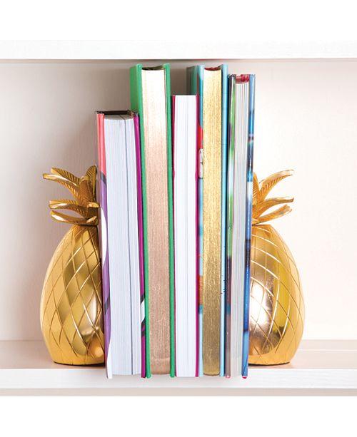 8 Oak Lane Pineapple Bookends