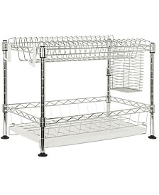 Brooklyn Dish Rack, Quick Ship