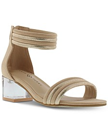 Little & Big Girls The Strappy Dress Shoes