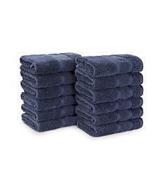 Nautica Belle Haven 12-Pc. Wash Towel Set
