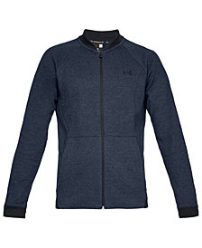 Under Armour Men's Fleece Bomber Jacket