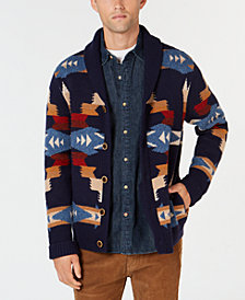 Pendleton Men's Tucson Cardigan Sweater